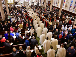 Chrism Mass - View Photo Gallery