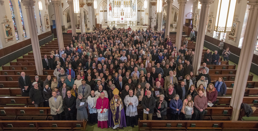 2017 Rite of Election and Call to Continuing Conversion
