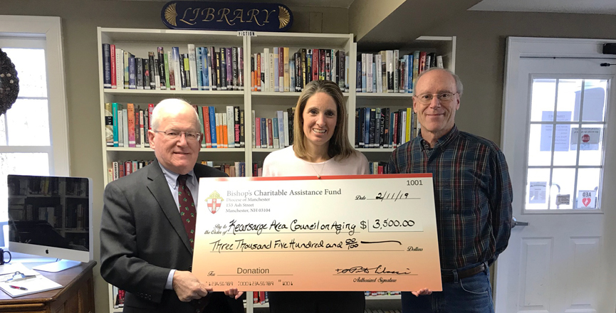 Kearsarge Area Council on Aging Receives $3,500 Grant