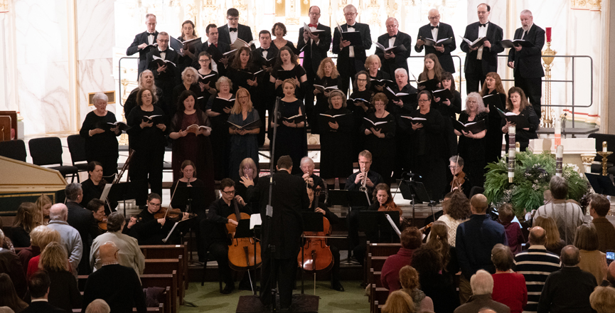 Christmas at the Cathedral: Handel's Messiah