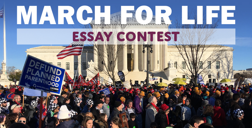 NH Schools March for Life Contest