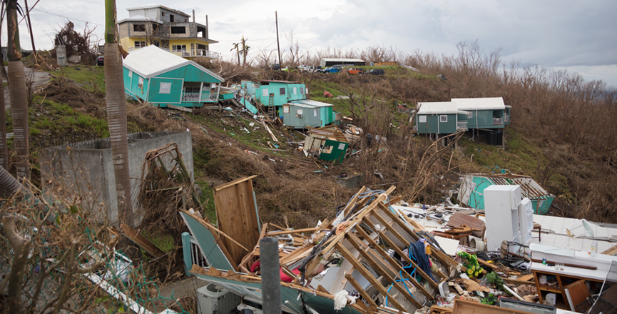 Through the Storm: Caribbean Storm Relief