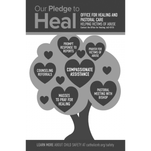 Pledge to Heal BW