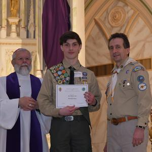 Scouting Recognition 36