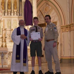 Scouting Recognition 37