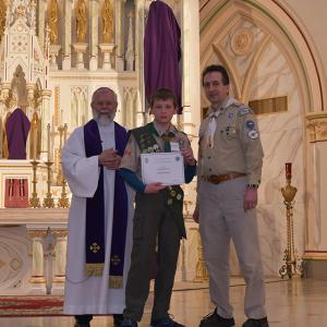 Scouting Recognition 39