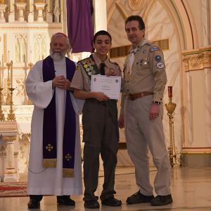 Scouting Recognition 42
