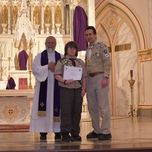 Scouting Recognition 43