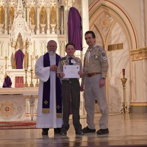 Scouting Recognition 44