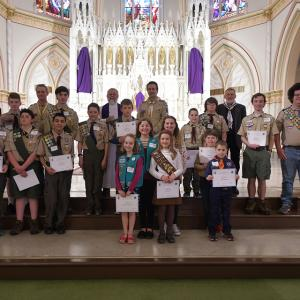 Scouting Recognition 6