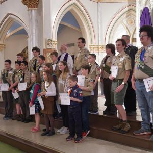 Scouting Recognition 8