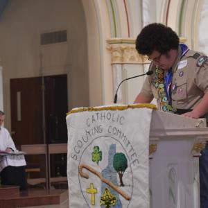 Scouting Recognition 14