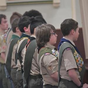 Scouting Recognition 16