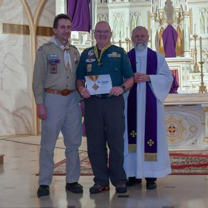 Scouting Recognition 21