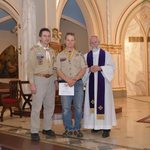 Scouting Recognition 24