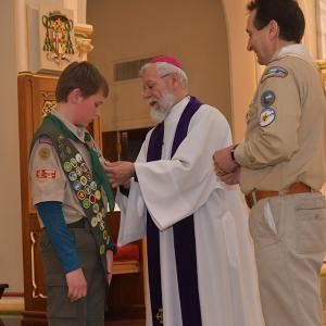 Scouting Recognition 26