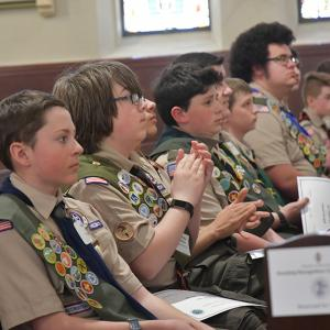 Scouting Recognition 4