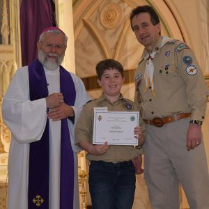 Scouting Recognition 33