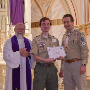 Scouting Recognition 35