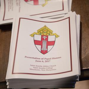 Papal Honors 7