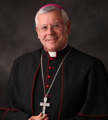 """Arise and Walk"" - Most Reverend Peter A. Libasci"