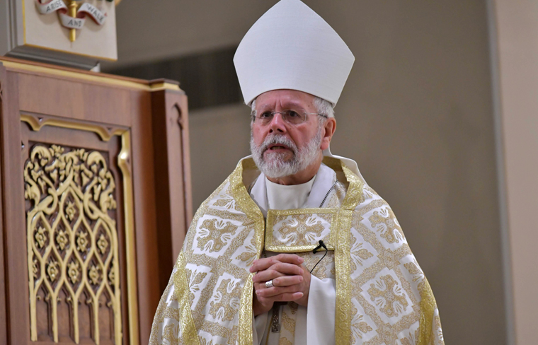 Bishop Libasci's Message to the Faithful