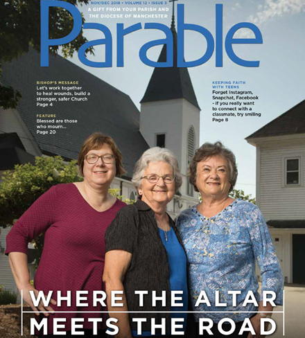 Parable Magazine - Stories of the faithful in New Hampshire.