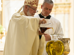 Chrism Mass Photos - View Photo Gallery