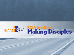 Making Disciples - Register Now